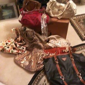 Handbags - 10 purses for one price